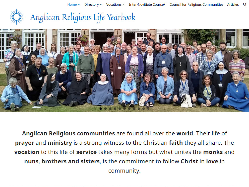 Anglican Religious Life Yearbook