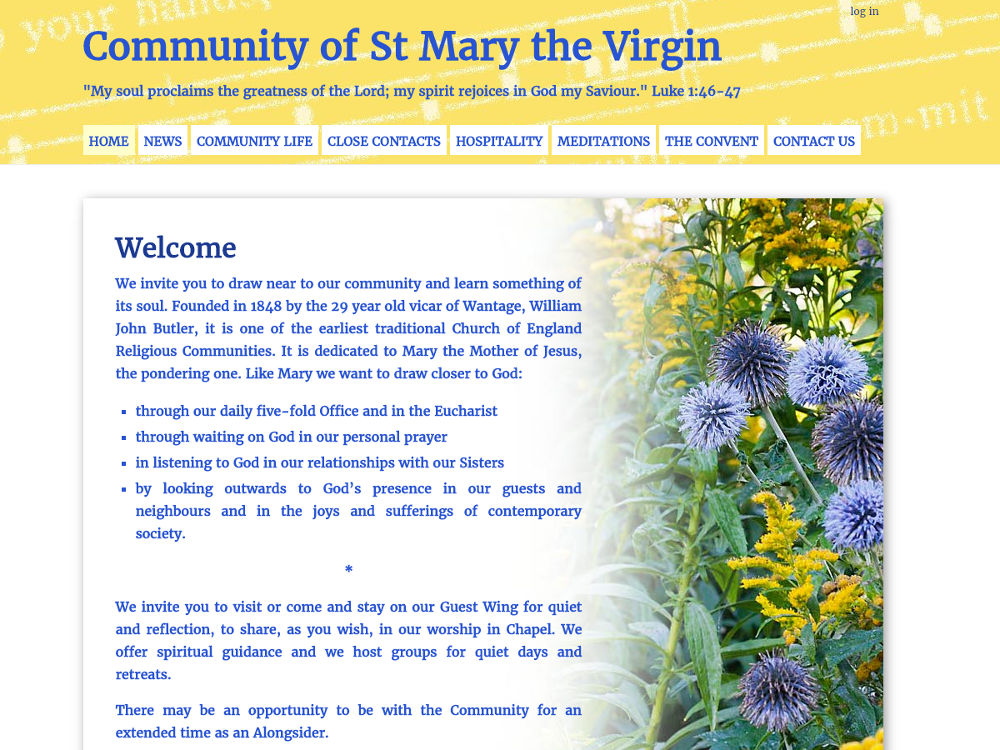 Community of St Mary the Virgin