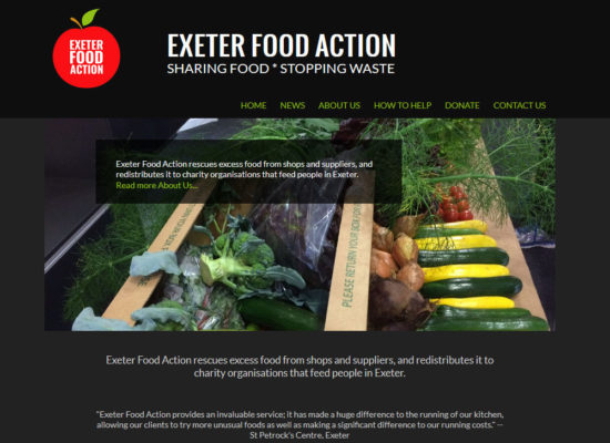 Exeter Food Action