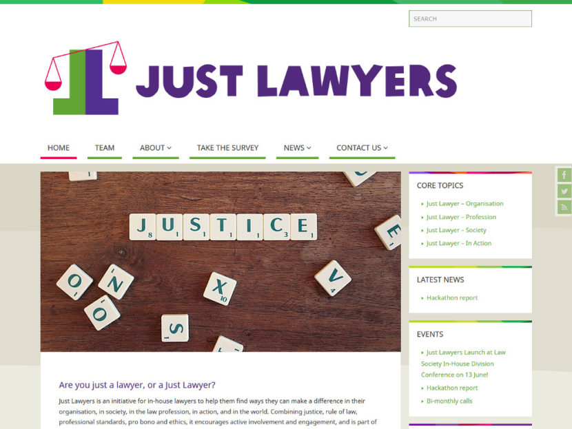 Just Lawyers