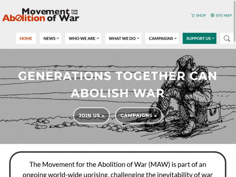 Movement for the Abolition of War