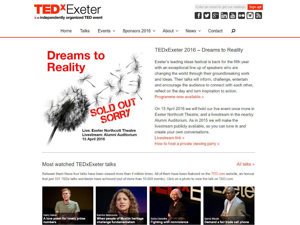 TEDxExeter 2014